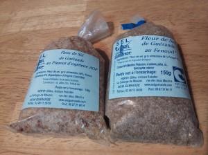 ゲランの塩2種