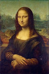 モナリザ 1503-15191 パリ ルーブル美術館所蔵