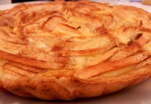 P2202130 tarte aux pommes cuite