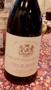 P3122227 vin cote de Brouilly