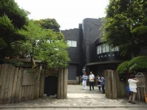 P6100429 Musee d'Asakura  l'Interieur
