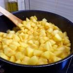 P6160440  crepe aux pommes