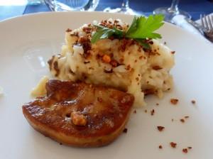 PC112015  risotto et foie gras