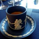 PC112020  espresso et tasse de wedgwood